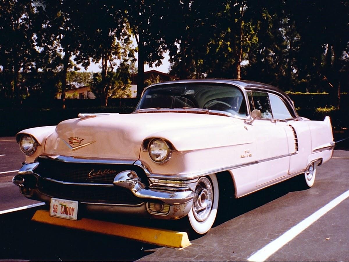 1956 Caddy