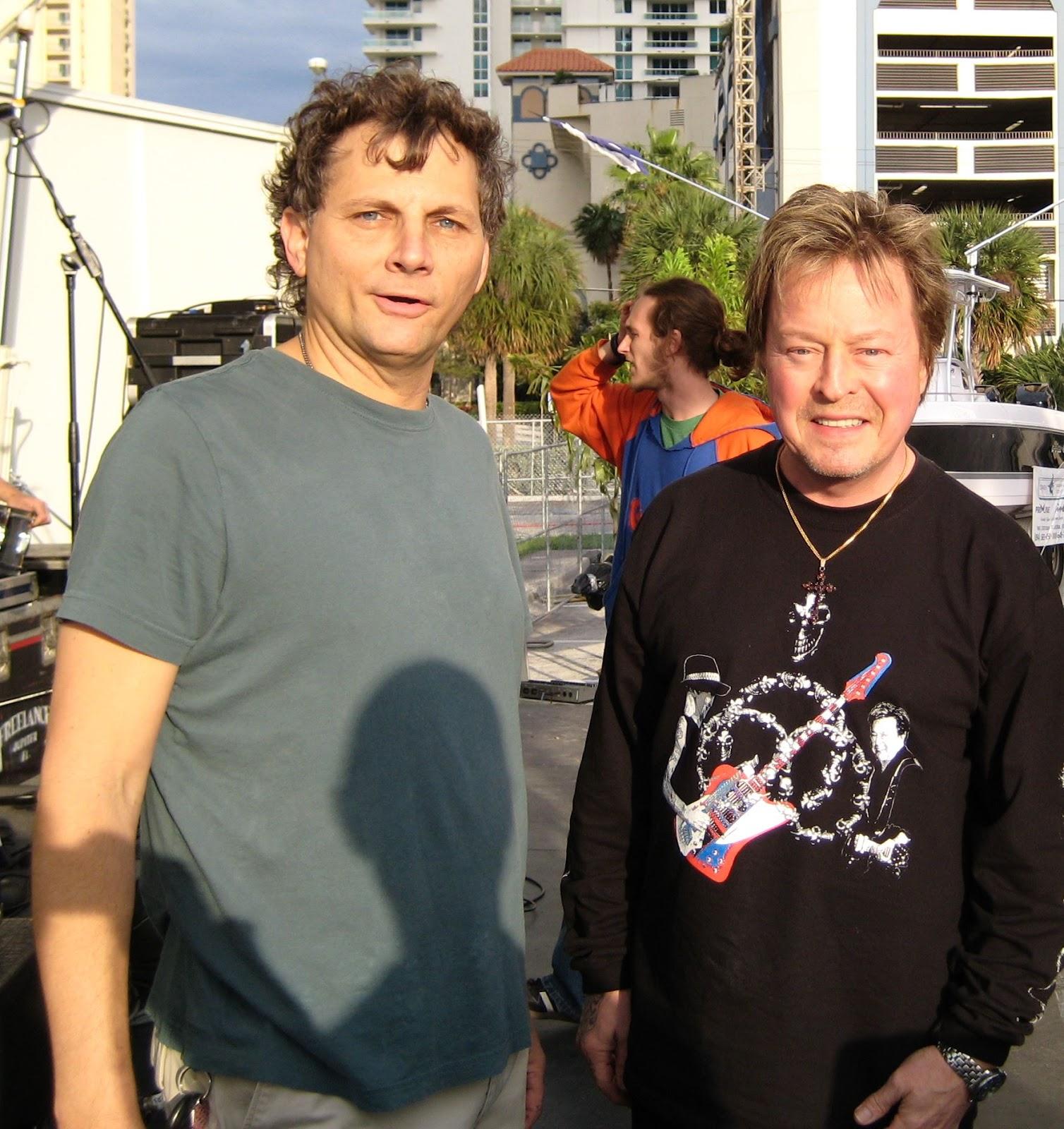 2008 Billfish – Rick Derringer