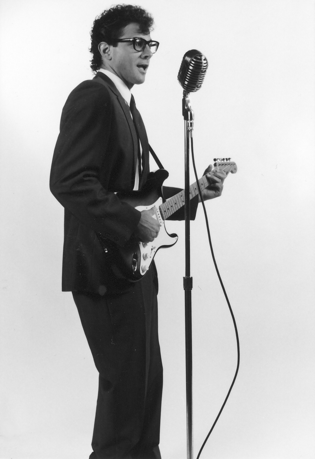 JS as Buddy Holly